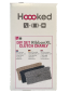 Preview: Hoooked Clutch Charly Schwarz Glitzer
