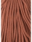 Preview: Bobbiny Cords 5 mm 100 Meter Terracotta