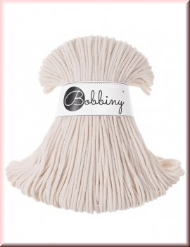 Bobbiny Cords 3mm 100Meter Natural