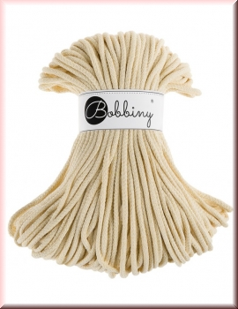 Bobbiny Cords 5mm 100Meter Natural