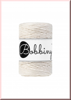 Bobbiny Macramé Cords 1,5 mm Natural