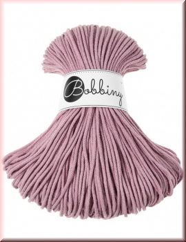 Bobbiny Cords 3mm 100Meter Dusty Pink