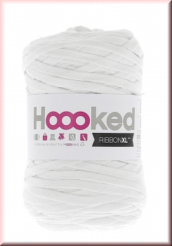 Hoooked Ribbon XL Optic-White