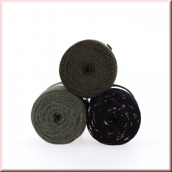 Hoooked Olive Inspiration Deal 3 x 120 Meter
