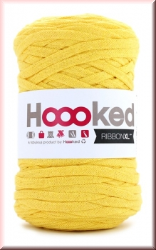 Hoooked Ribbon XL Lemon Yellow