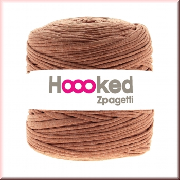 Hoooked orange mable XL Sparset Pouf oder Teppich 4 x 120 Meter