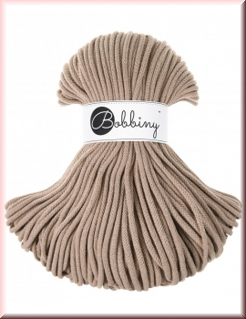 Bobbiny Cords 5 mm 100 Meter Sand