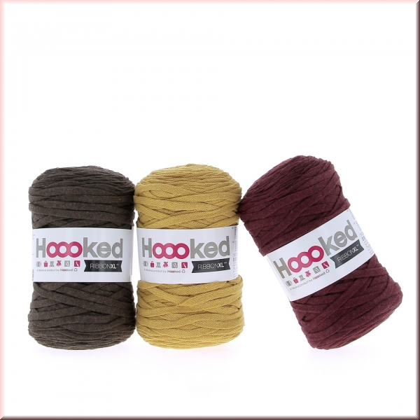 Hoooked Ribbon XL Indian Summer Deal