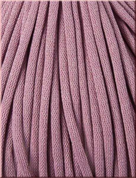 Bobbiny Cords 9mm 50 Meter Dusty Pink