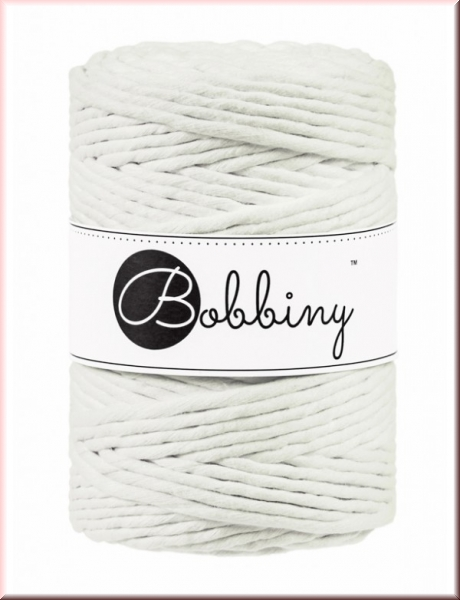 Bobbiny Macramé Cords 5mm Natural