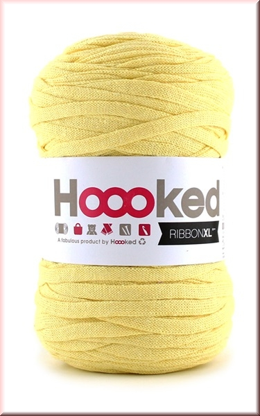 Hoooked Ribbon XL Frosted Yellow