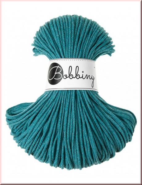 Bobbiny Cords 3mm 100Meter Teal